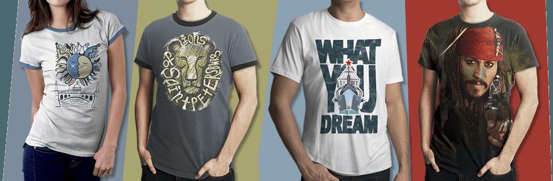 Футболки с печатью. Радиус Принт. Печать на футболках.