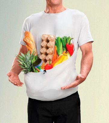 Рекламная одежда