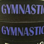 Резинка тканая с логотипом