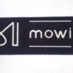Резинка тканая с печатью логотипа
